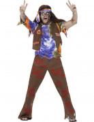 Vous aimerez aussi : Déguisement zombie hippie homme Halloween