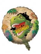Vous aimerez aussi : Ballon aluminium Anniversaire Dinosaures 46 cm