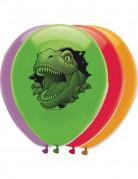 Vous aimerez aussi : 6 Ballons anniversaire Dinosaures 30 cm