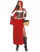 Vous aimerez aussi : Déguisement chaperon rouge luxe femme