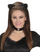 Vous aimerez aussi : Serre tête oreilles de chat noires adulte