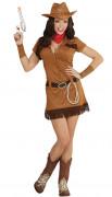 Déguisement cowgirl de l'ouest sexy femme