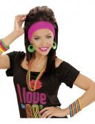 15 Bracelets multicolores fluos