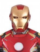 Masque 2 pièces Iron Man movie 2™ adulte