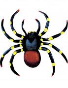 Vous aimerez aussi : 2 Araignées colorées 10 cm Halloween