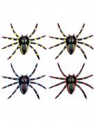 Vous aimerez aussi : 4 Araignées fluo Halloween 7.5 cm