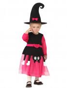 Déguisement sorcière bébé Halloween