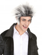 Vous aimerez aussi : Perruque electrocuté noire et blanche homme