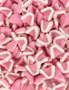Sachet bonbons dentiers vampire Halloween 1 kg