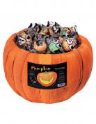 Vous aimerez aussi : Boîte avec bonbons citrouilles 700 g Halloween