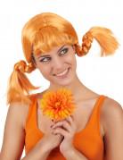 Vous aimerez aussi : Perruque couettes rousse femme