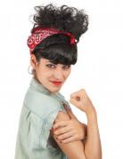 Vous aimerez aussi : Perruque rétro avec foulard femme