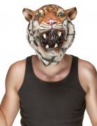 Vous aimerez aussi : Masque latex tigre adulte