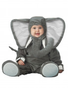 Déguisement éléphant pour bébé - Luxe