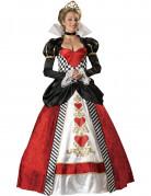 Déguisement Reine de Coeur pour femme - Premium