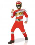 Déguisement classique Power Rangers Dino Charge™ rouge enfant