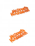 Vous aimerez aussi : Confettis de table Happy Halloween 5 x 2 cm 10 gr