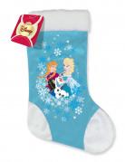 Chaussette satin La Reine des Neiges™ Noël