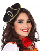 Serre-tête mini chapeau mexicain