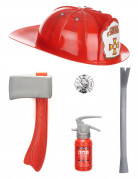 Vous aimerez aussi : Set pompier en plastique pour enfant