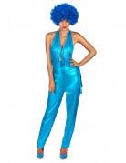 Vous aimerez aussi : Déguisement combinaison sexy disco bleue