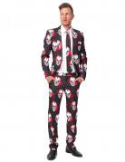 Costume Mr. Skull ensanglanté homme Suitmeister™