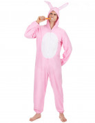 Vous aimerez aussi : Déguisement lapin rose Homme
