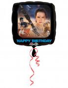 Vous aimerez aussi : Ballon en aluminium carré joyeux anniversaire Star Wars VII ™