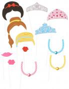 Pack photobooth princesse