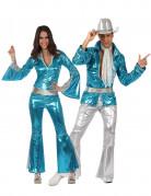 Vous aimerez aussi : Déguisement de couple disco bleu adultes