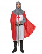Vous aimerez aussi : Déguisement chevalier croisé médiéval homme