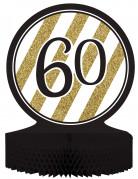 Vous aimerez aussi : Centre de table 60 ans Noir et Or