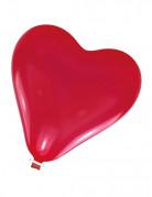 Ballon géant coeur latex St Valentin 61 cm