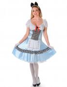 Vous aimerez aussi : Déguisement miss Alice femme