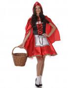 Vous aimerez aussi : Déguisement chaperon rouge classique femme