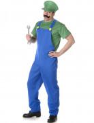 Vous aimerez aussi : Déguisement plombier vert homme