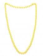 Vous aimerez aussi : Collier perles jaune adulte