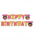 Vous aimerez aussi : Guirlande articulée Happy Birthday Masha et Michka™ 2 mètres