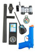 Vous aimerez aussi : Kit Policier enfant en plastique 8 éléments