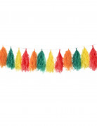 Guirlande tassel 16 pompons 1,80 m