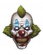 Vous aimerez aussi : Masque papier clown halloween