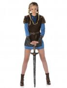 Vous aimerez aussi : Déguisement viking bleu femme