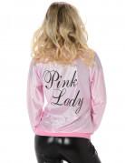 Veste rose années 50 femme