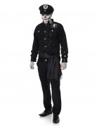 Vous aimerez aussi : Déguisement officier zombie homme