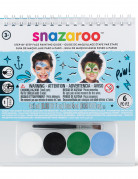 Mini kit maquillage garçon Snazaroo™ avec livret