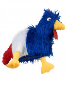 Chapeau coq supporter France adulte