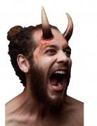 Fausses cornes diaboliques adulte Halloween