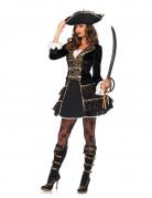 Vous aimerez aussi : Déguisement capitaine pirate femme