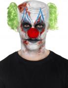 Kit maquillage et accessoire clown sinistre adulte Halloween