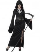 Vous aimerez aussi : Déguisement faucheuse noire femme Halloween